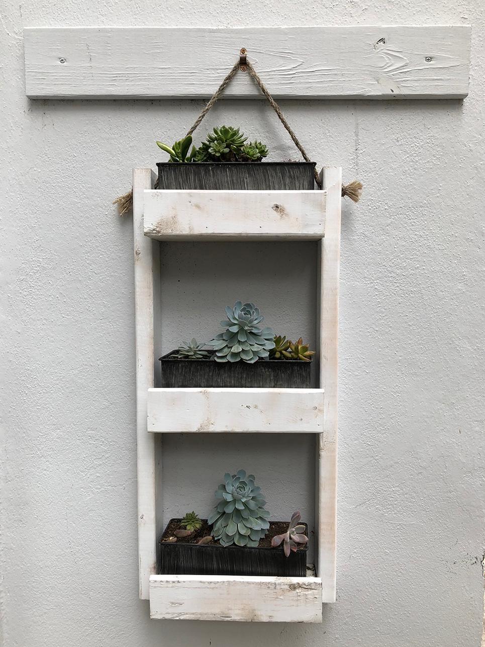 cute exterior planters