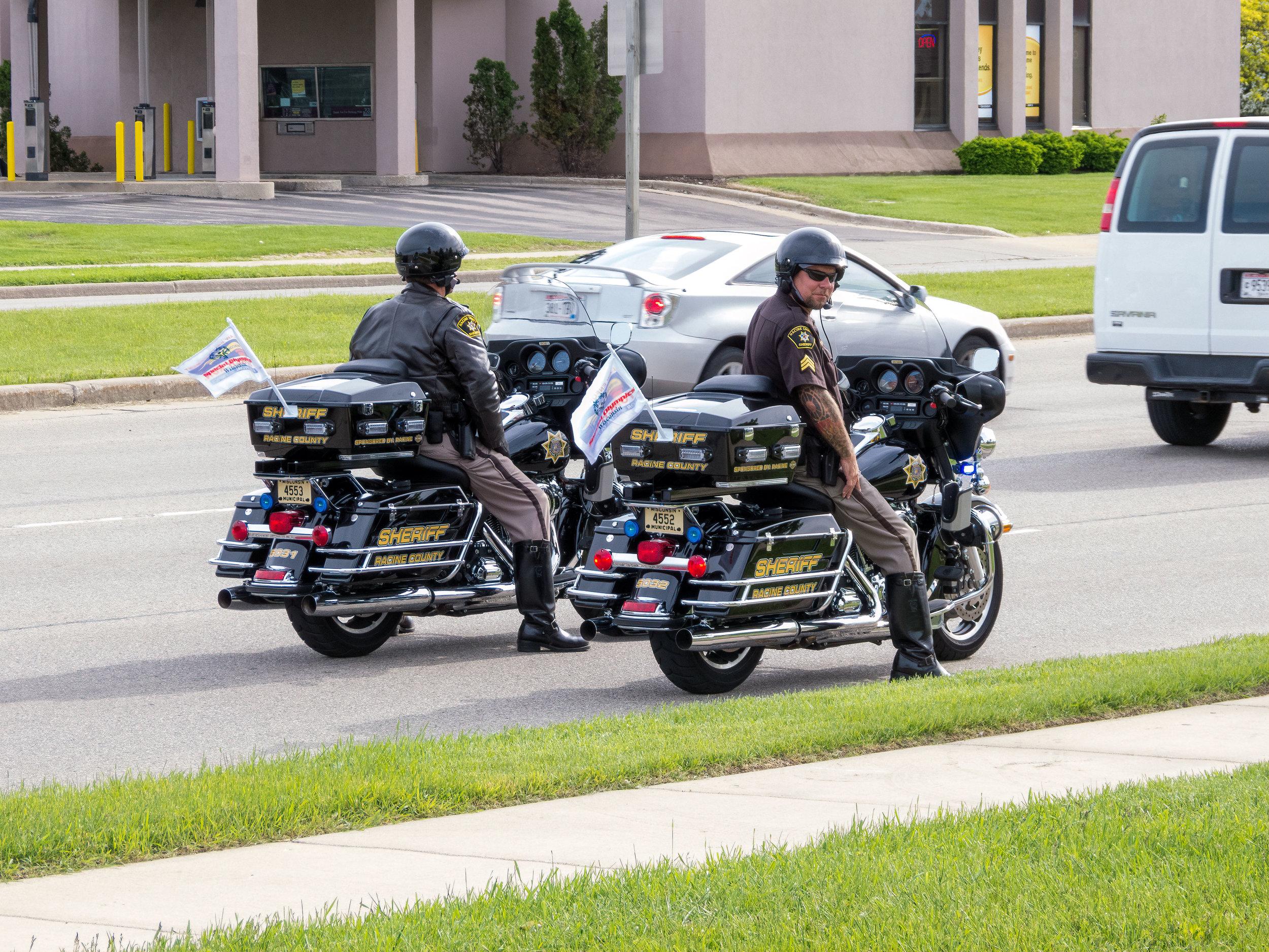 Deputies for Escort