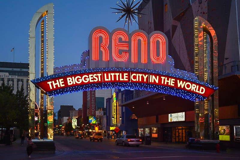 Intl - Reno, NV
