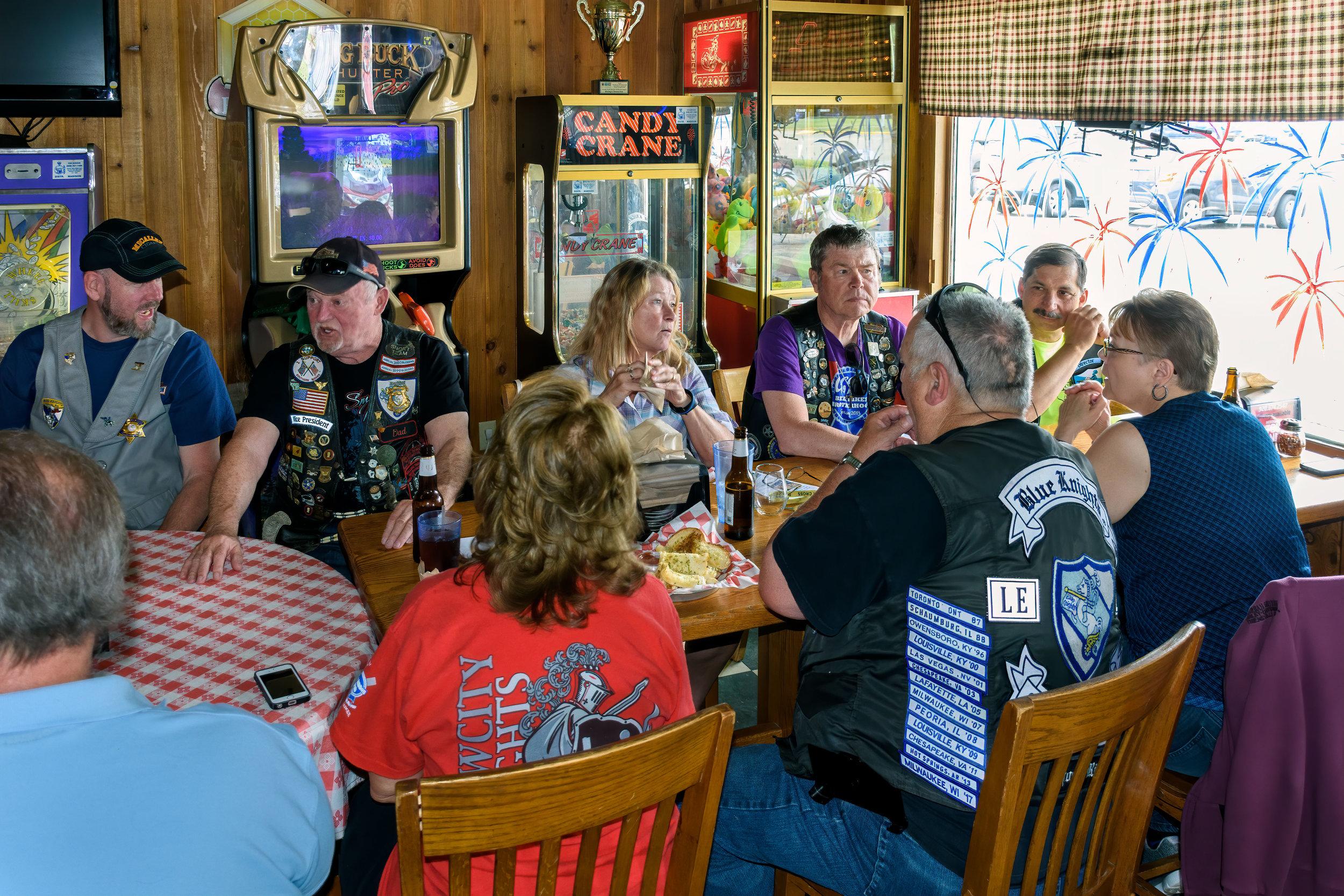 Lunch at Town Inn