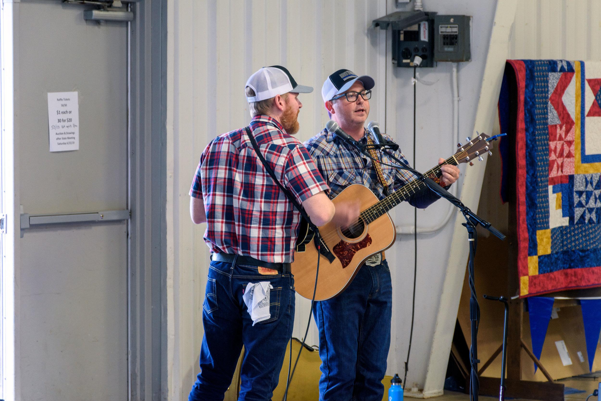 Bluegrass Duo