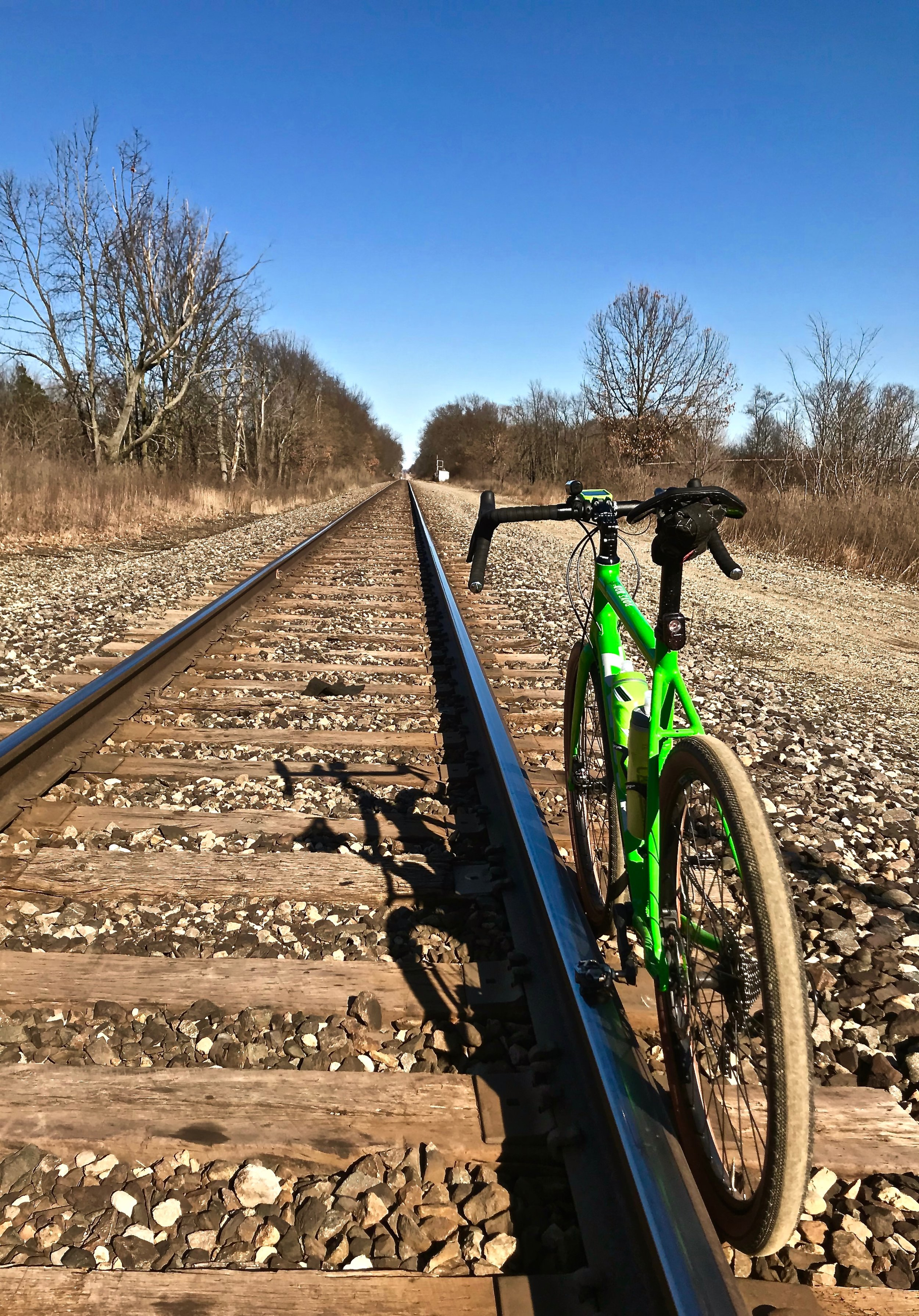 Gravel for days! Bring it on!