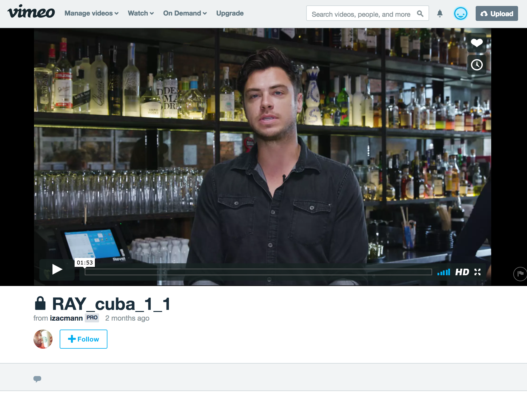 Ray Wicks on Drinks &Cuba - Wabi Sabi spirits expert Ray talks about the wine and spirits at Wabi Sabi Venice. Giving a great review of what the restaurant and bar world is all about. Curious about what's happening with Cuba, here's your review.