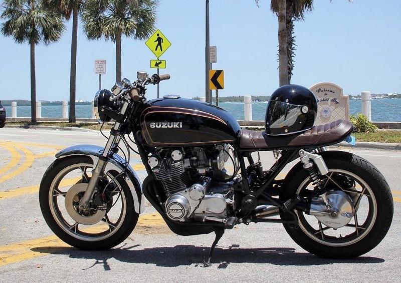 1979 Suzuki GS850 - Brat Style