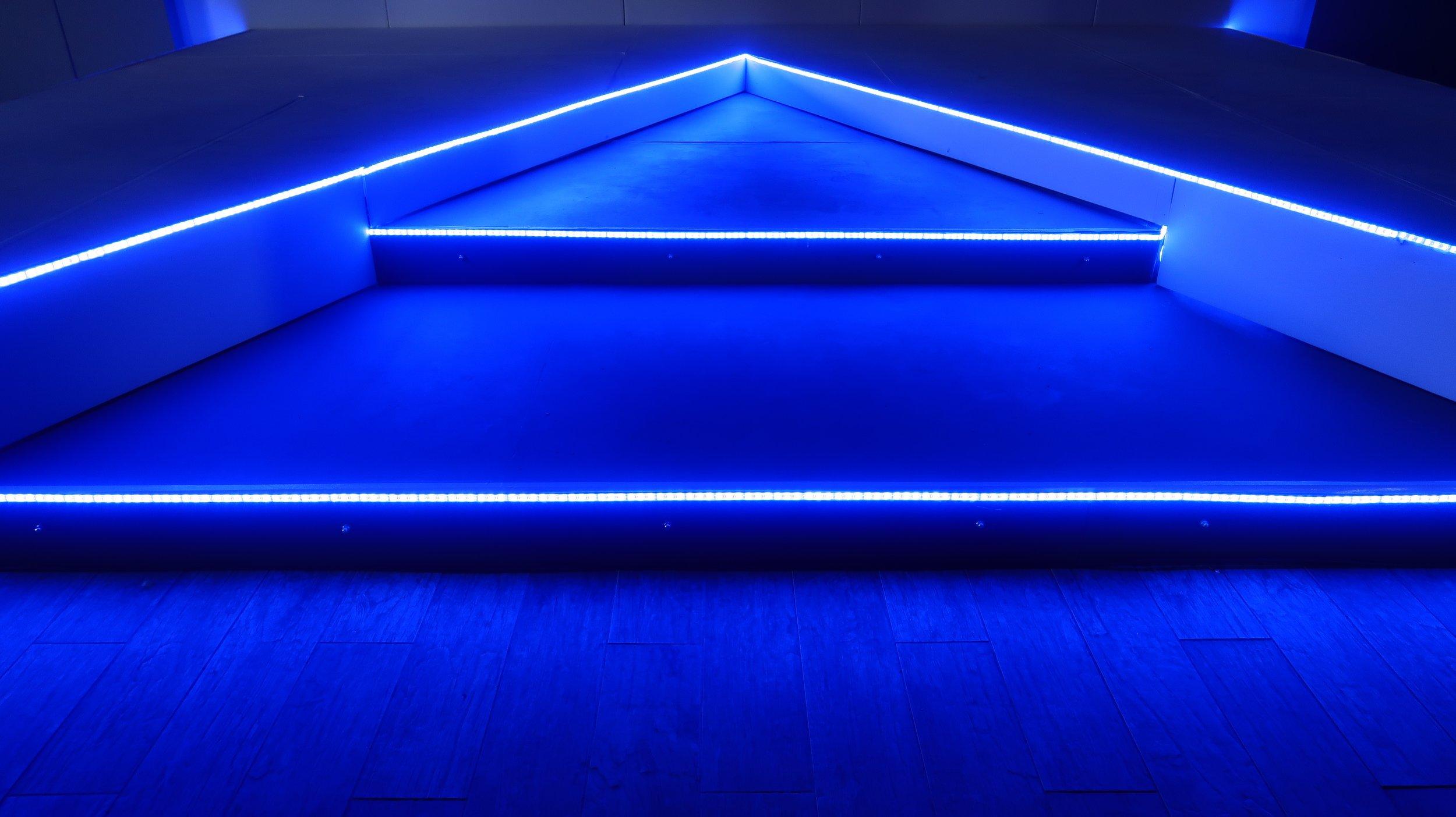 ARGON - BLUE