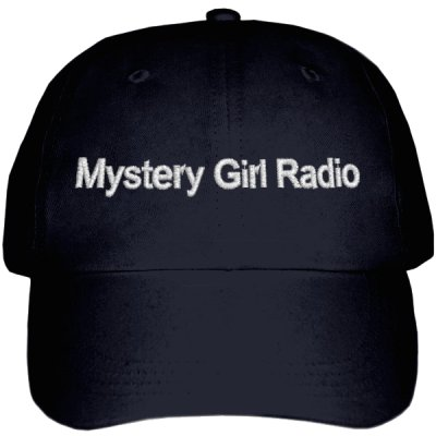 Mystery Girl Radio hat