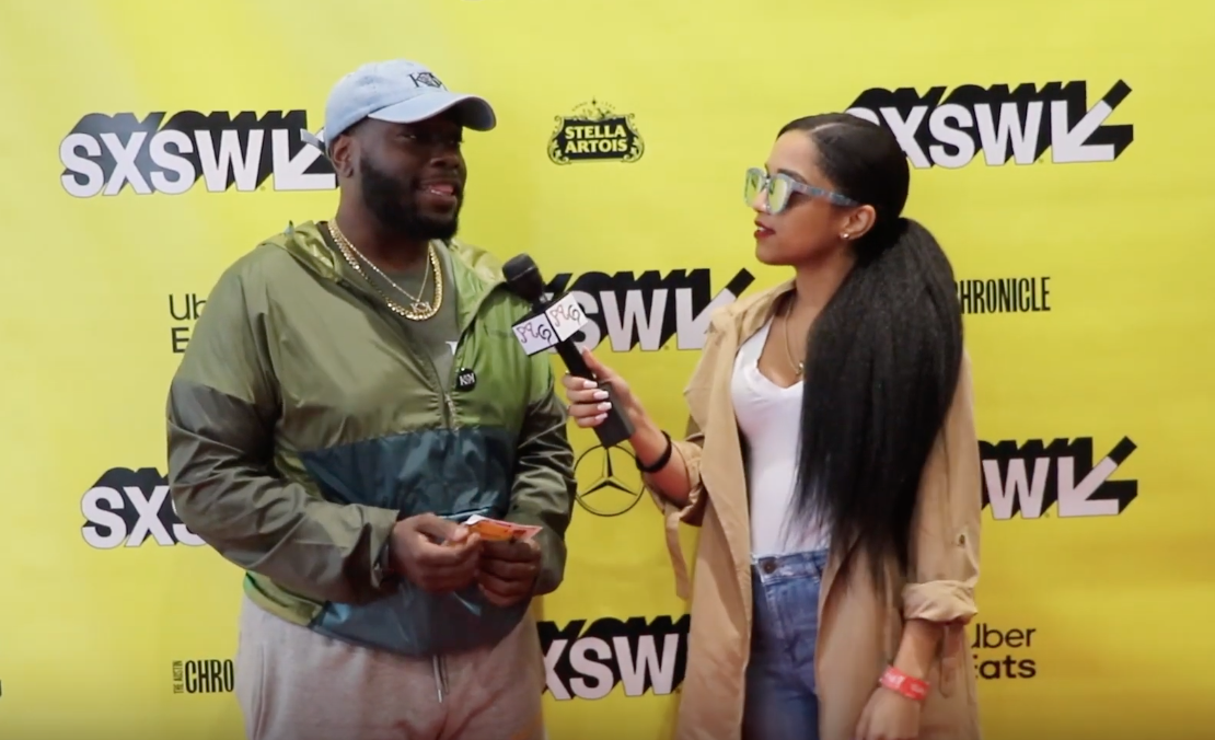 Mystery Girl interviews CT artist Dublin at SXSW
