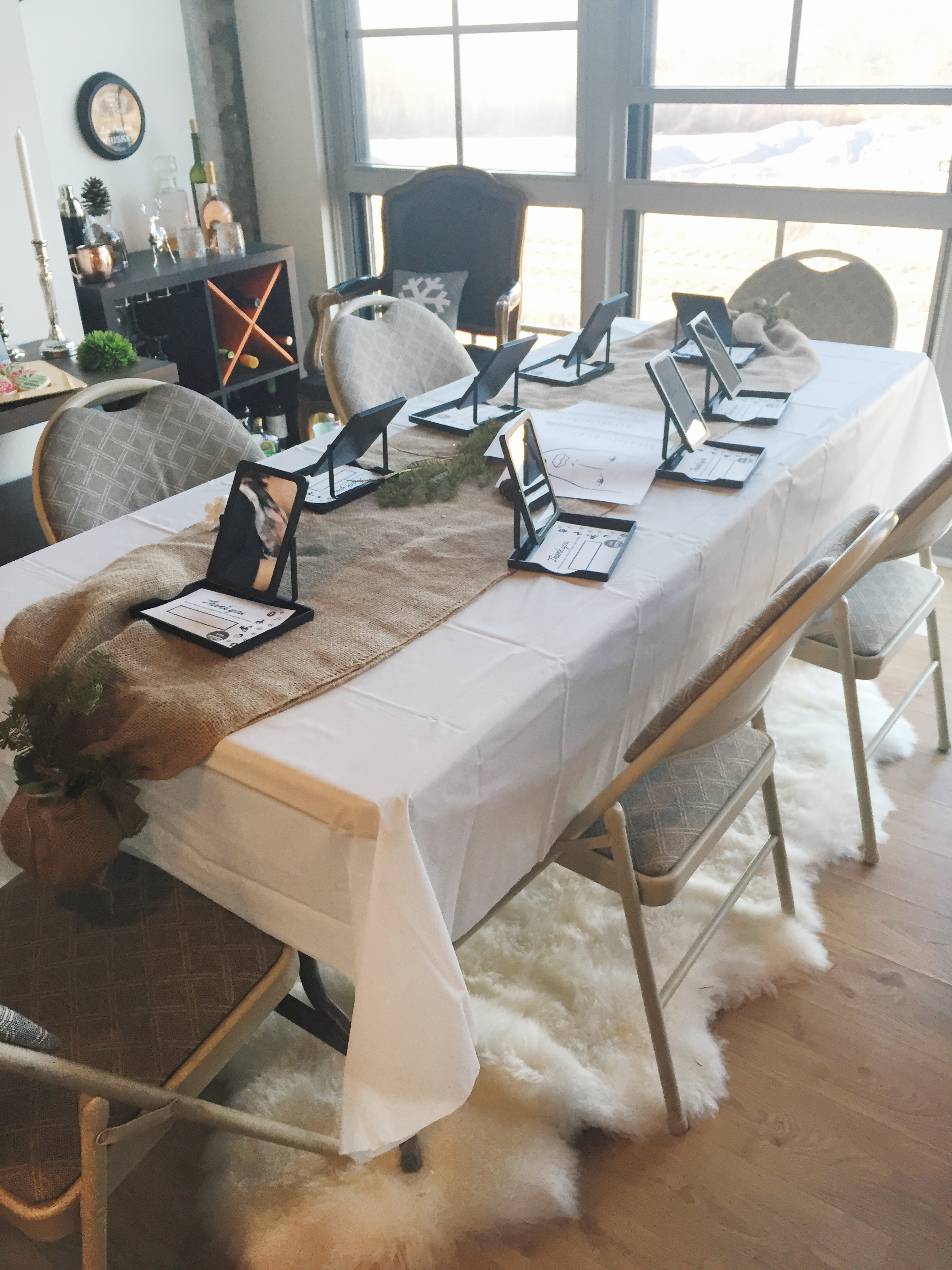 Makeup Glam Party //HappySoiree.com