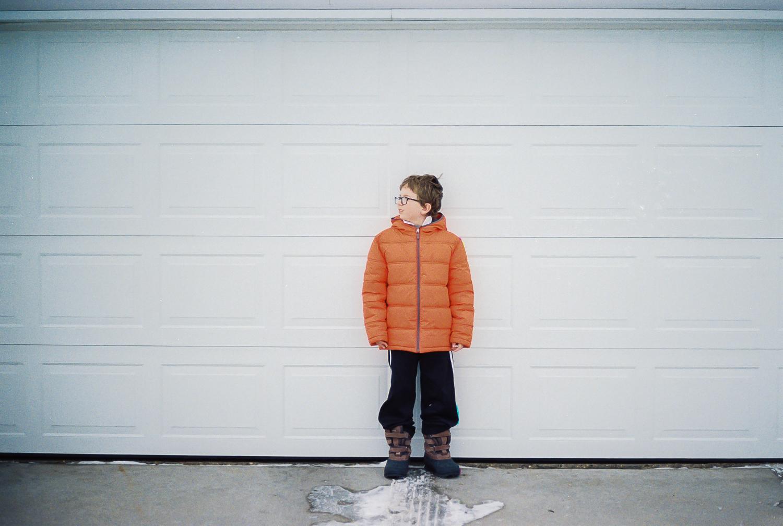 Eastern North Dakota Children's Film Photographer