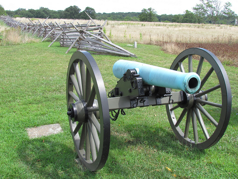 Gettysburg. Photo by Flickr user Andy_Myers_Esq. Used courtesy of a Creative Commons attribution license.