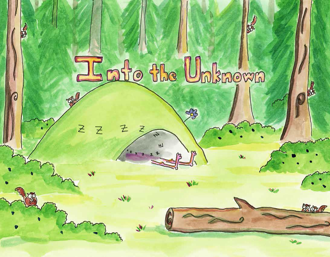 Book 1 - Into the Unkown