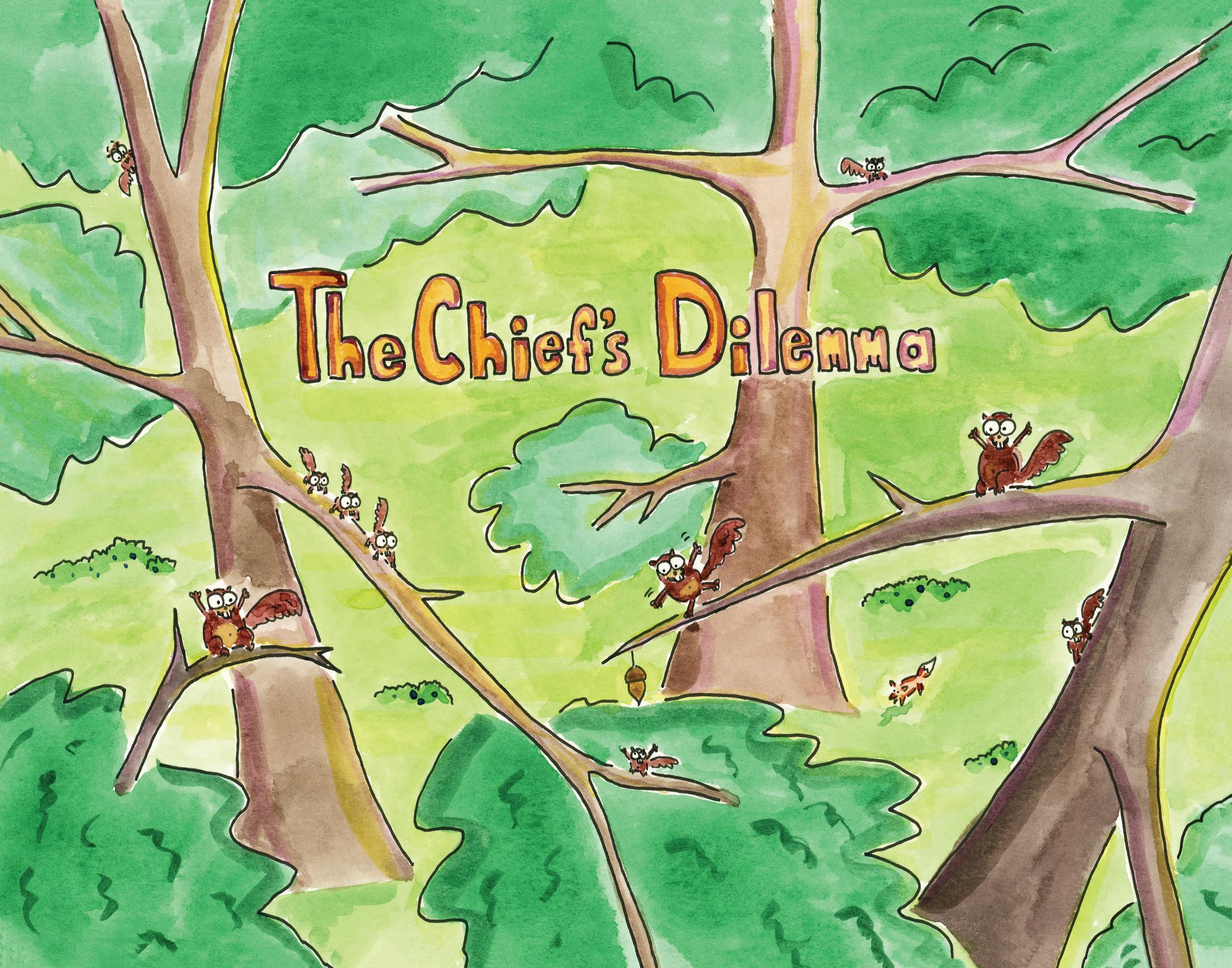 Book 2 - The Chief's Dilemma