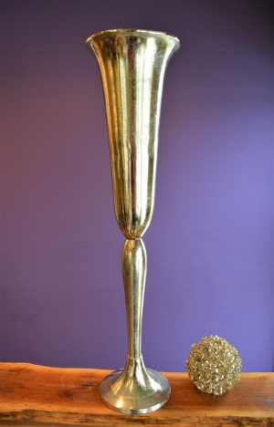 """32"""" Imperial Silver Vase  $50  4 Available"""