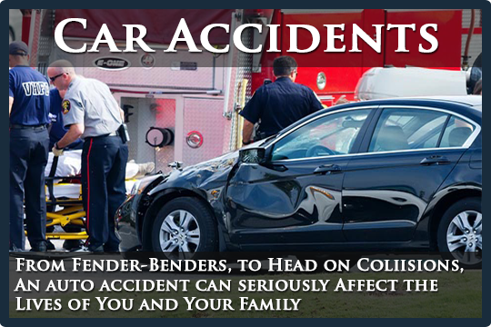 A car accident can cause disk herniations and annular tears. SPEAK WITH OUR CAR CRASH LAWYERS TO START PICKING UP THE PIECES.