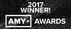 WINNER –   AMY DIGITAL AWARDS 2017   BEST WEBSITE & ONLINE SERVICE - HEALTH & WELLBEING