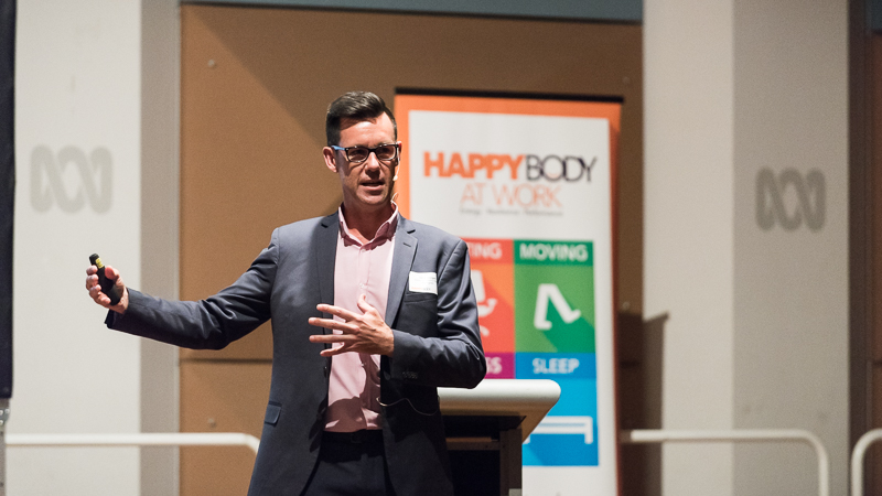 Troy Morgan, Director of Wellbeing Strategy at Springday & HBAW Business Partner