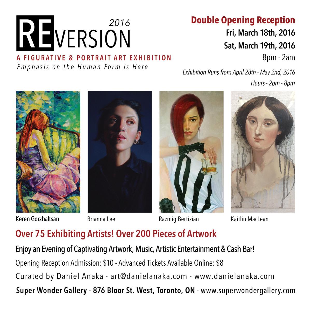 Reversion-2016-Figurative-Portrait-Art-Exhibtion-Toronto