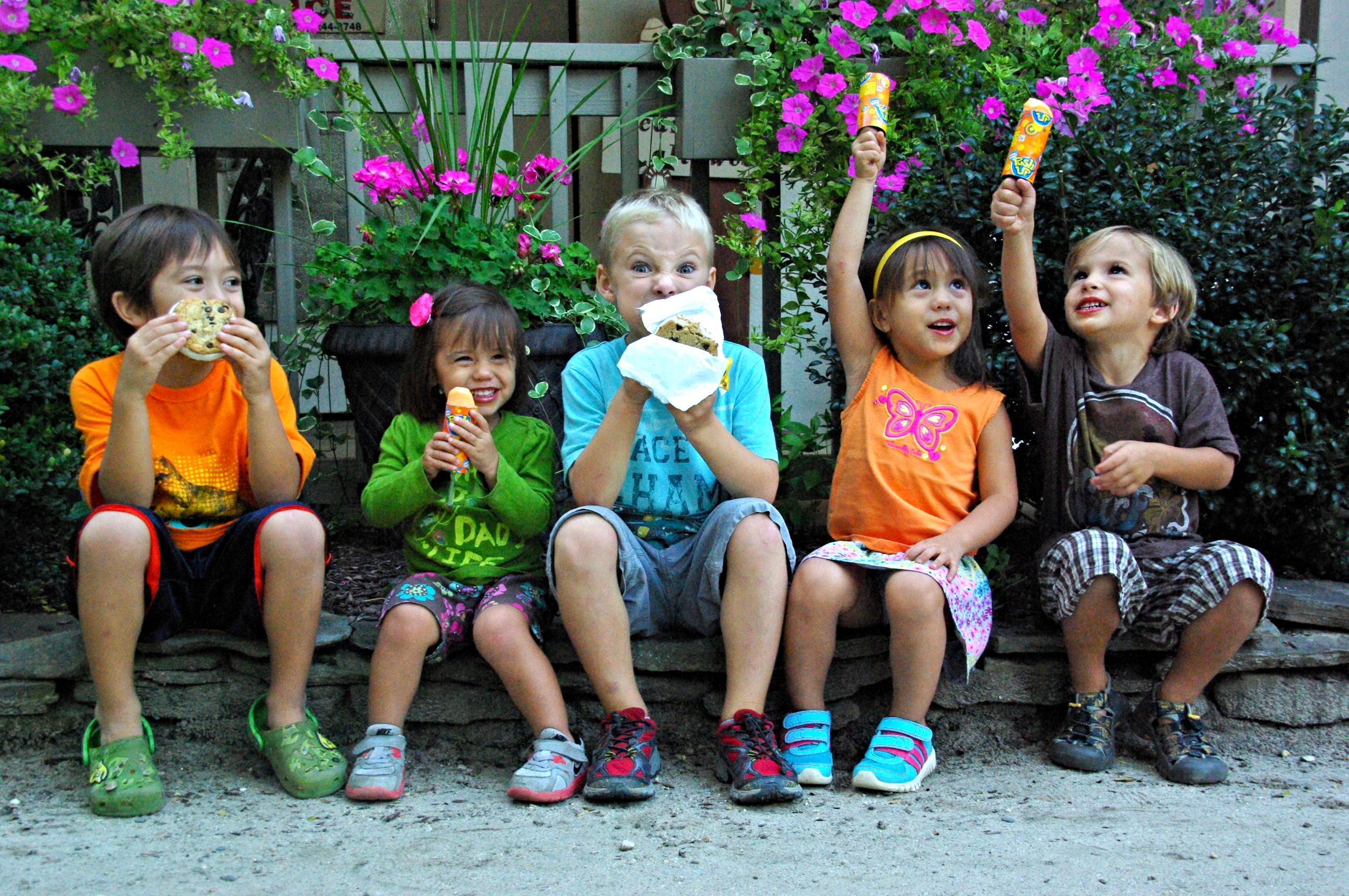 Ice cream fun!