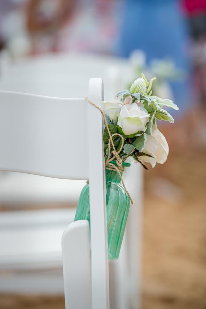 Aisle Artifical Flower Arrangement
