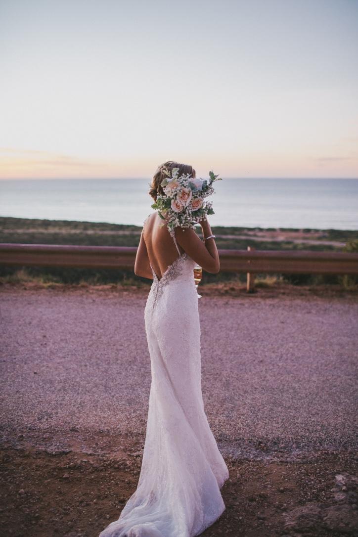 Bridal Bouquet Artifical Arrangement
