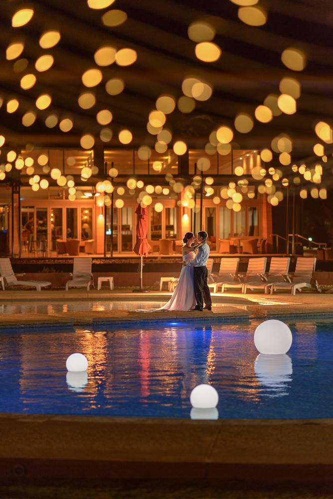 LED Floating Balls