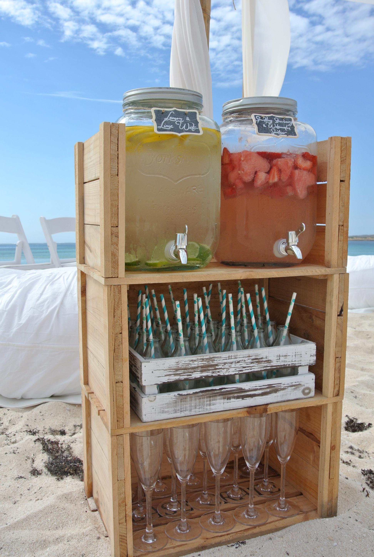 Crates, Drink Dispensers & Polysafe Glassware