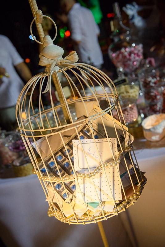 Birdcage & Stand