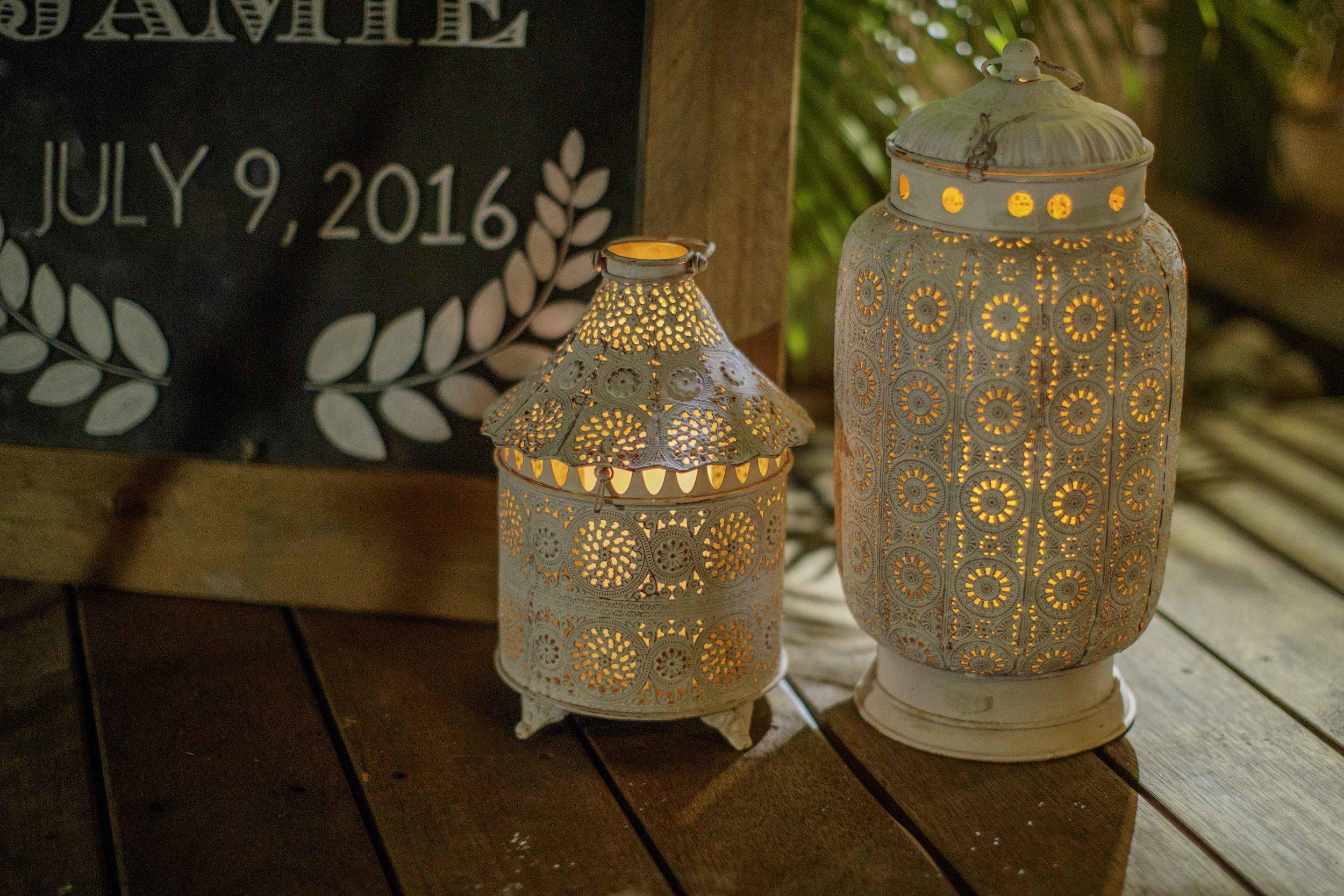 Twilight Lanterns
