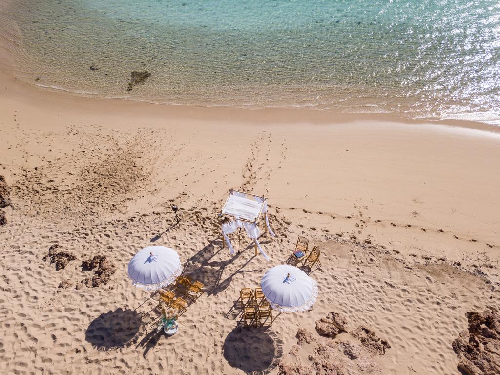 Osprey Bay Aerial Ceremony
