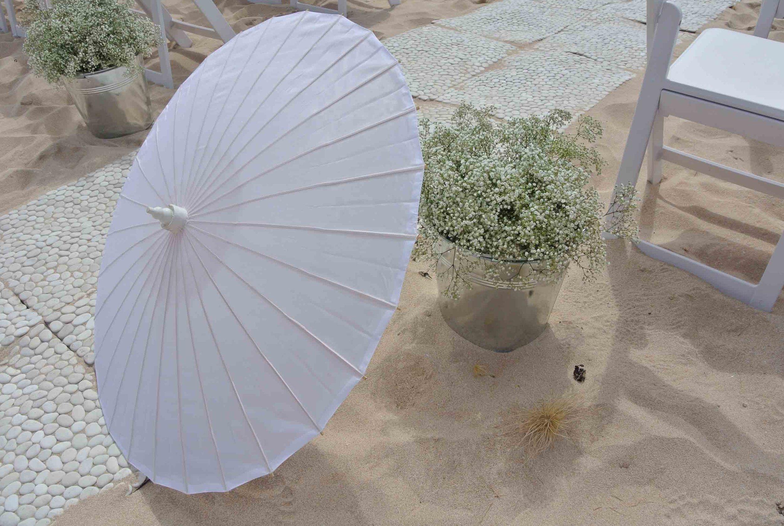 Oriental Parasols