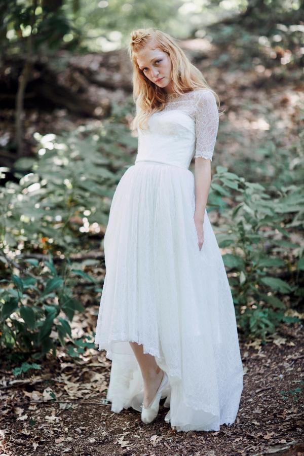 Berthe top with Grisi skirt