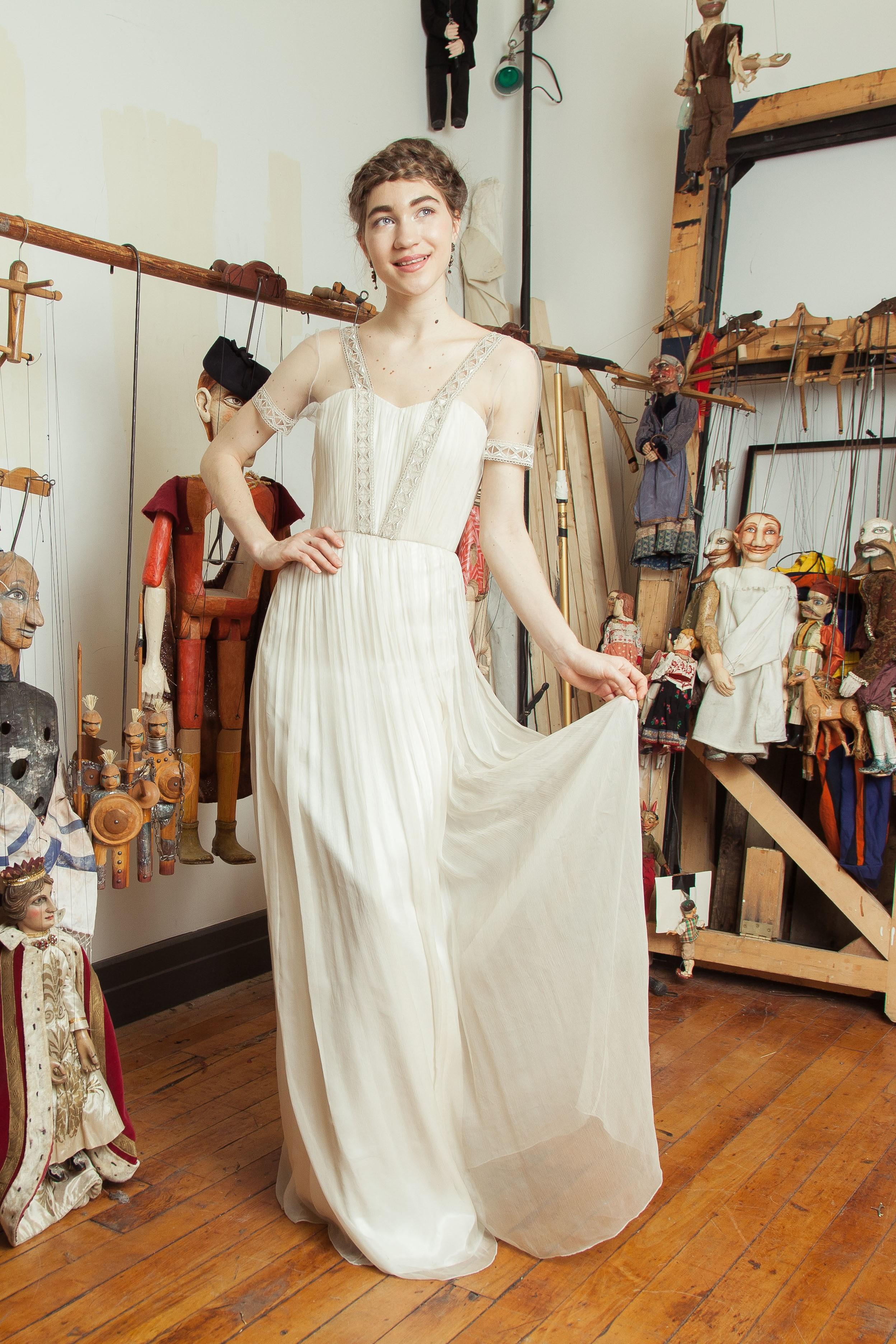 Frantza gown