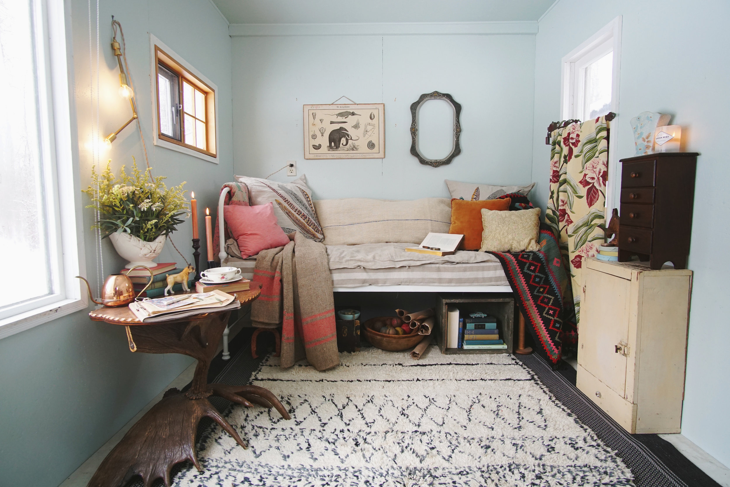 Garden Shed Styling