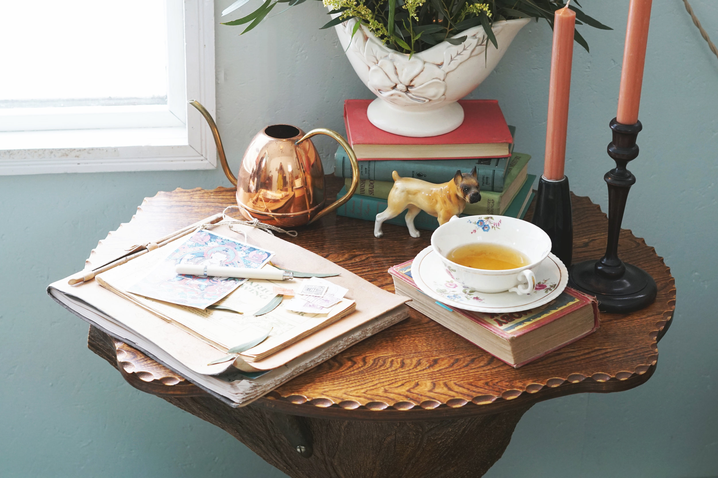 Styled Table Maven & Grace