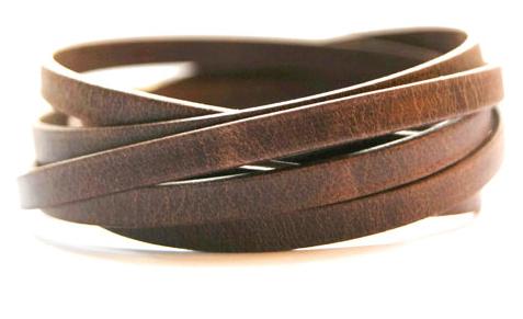 A signature bracelet