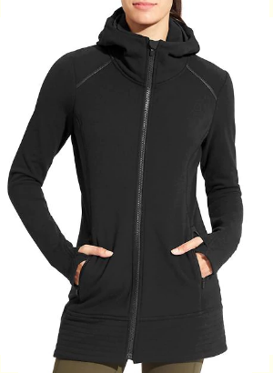 Athleta CYA Hoodie - weekend lounge wear at its finest
