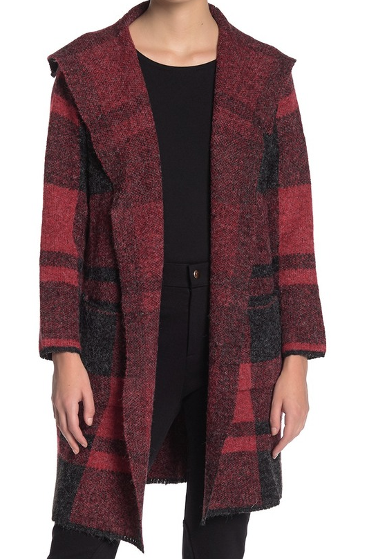 I snagged this beauty at Nordstrom Rack for a steal a couple weeks ago. Super soft and warm, perfect for chilly Minnesota.