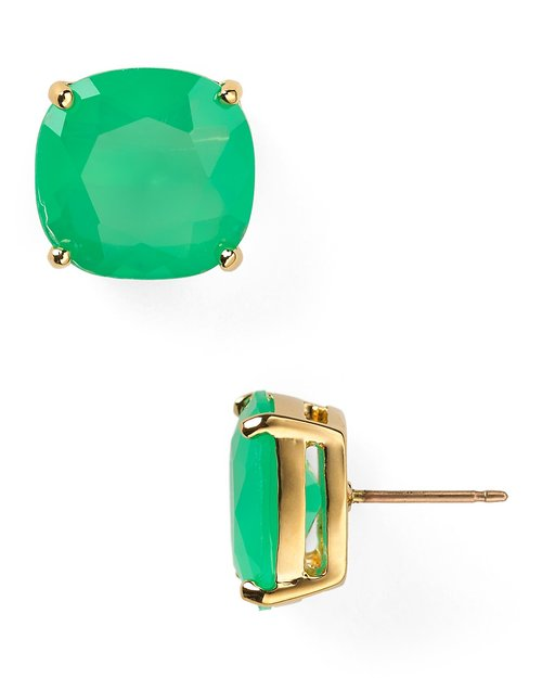 Now a vintage piece. Green is a power color for me and I feel fierce when I wear these.