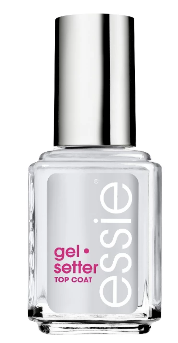This top coat will literally make your basic polish last a full week.
