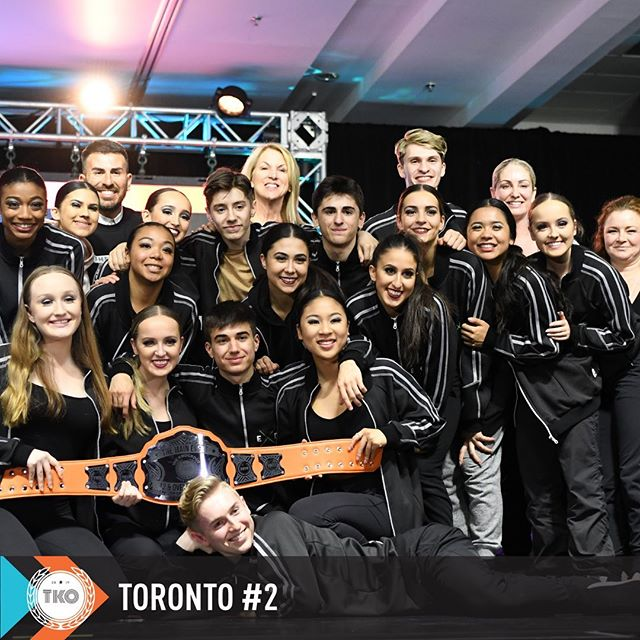 "SHOUT OUT TO OUR 13& OVER MAIN EVENT WINNERS FOR TKO TORONTO #2 🥊🥊🥊 WINNER ""POUR ME A RIVER"" from @elitedanceworx  1ST RUNNER UP ""THE GET DOWN"" from @artandsouldc7  2ND RUNNER UP ""ILLUSIONS OF PERFECTION"" from @performingdancearts  #tko2019 #tkotoronto2 #incredibleweekend #letsdoitagain"
