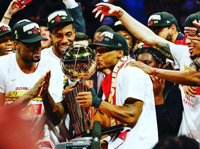 The Dream Team....#wethenorth