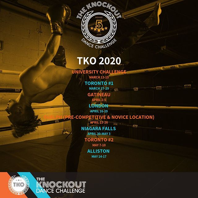 TKO 🔥 2020 🔥 ROUND 5
