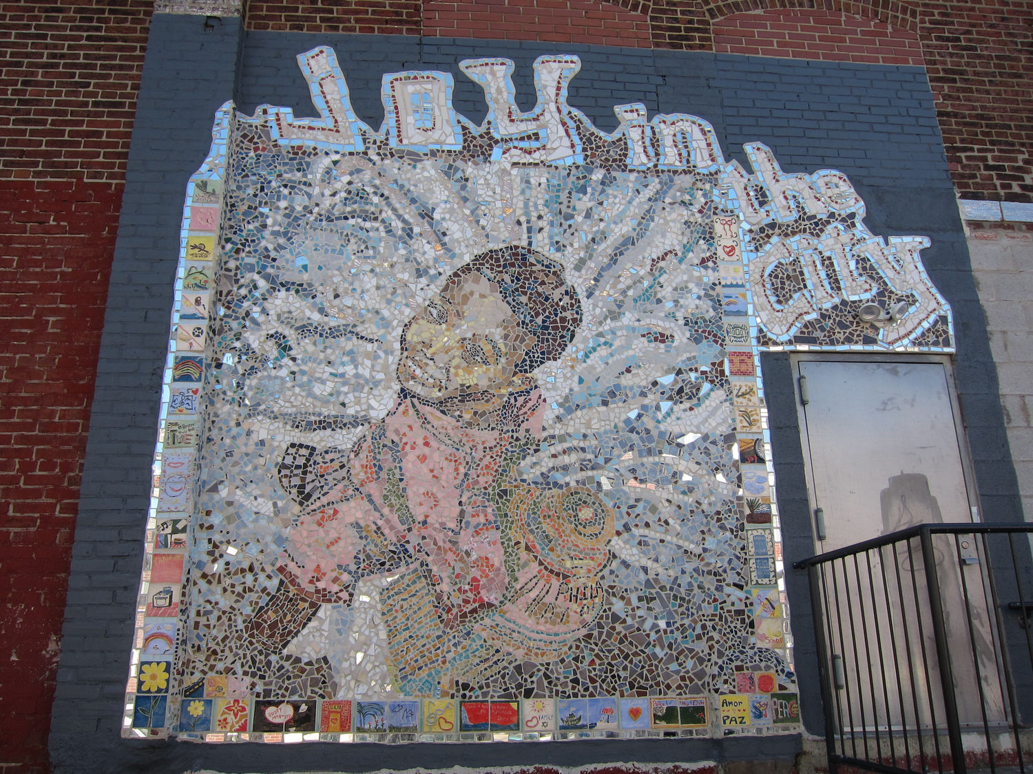 Final Image: Joy in the City Mosaic