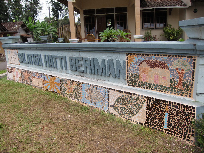 Celebrating Indonesia - Community Mosaic