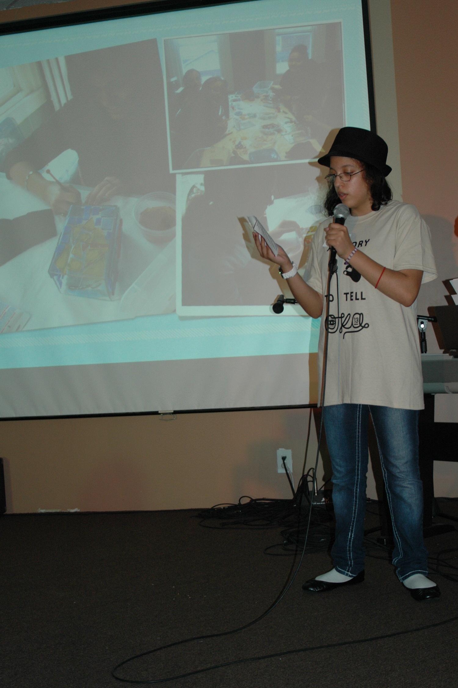 Mosaic Presentation - Annaya
