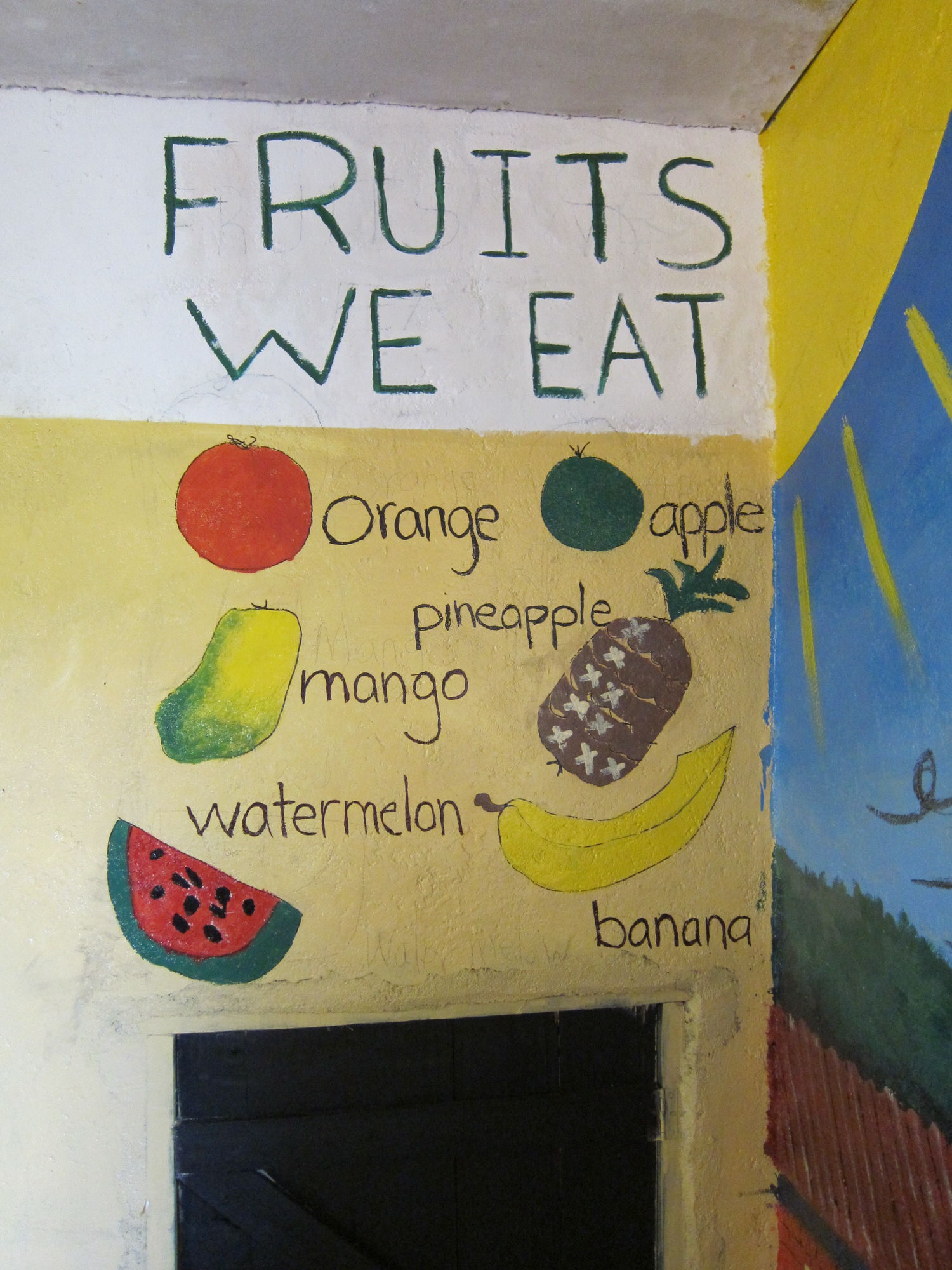 Fruits We Eat