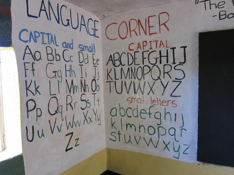 Language Corner