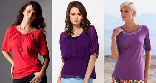 Dressing with Heavy Upper Arms: Alba Gomez