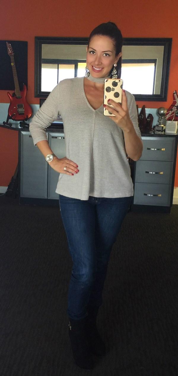 Dressing up Jeans Alba Gomez