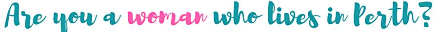 Personal Branding Workshop Perth, WA